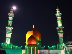 Masjid Raya Singkawang, Cermin Kerukunan Multi Etnis Kota Singkawang