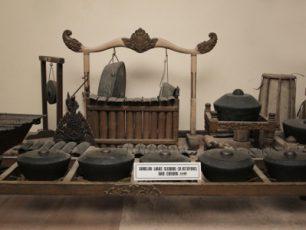 Sejarah Keraton Kasepuhan di Museum Benda Kuno