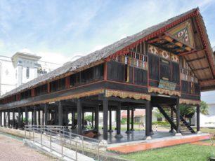 Rumoh Aceh, Rumah yang Kaya akan Nilai Estetis dan Filosofis