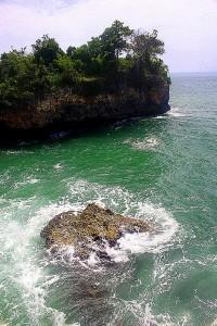 Eksotisme di Pantai Jimbaran