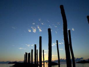 Sunrise di Batu Sindu