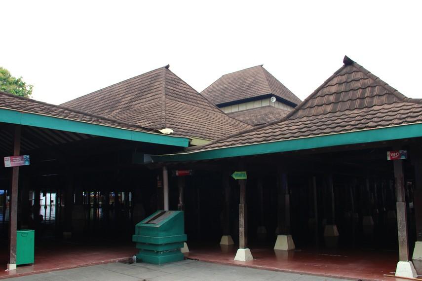 Masjid Sang Cipta Rasa dibangun pada zaman Sunan Gunung Jati