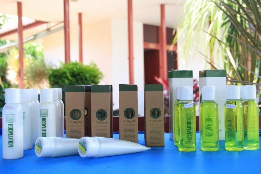 Lidah buaya dapat tumbuh di daerah kering dan dibudidayakan menjadi aneka jenis produk seperti minuman dan kosmetik