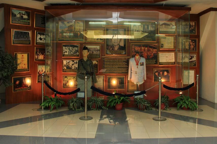 Masuk ke kawasan museum, pengunjung akan langsung merasakan nuansa di masa-masa pergerakan kemerdekaan Indonesia