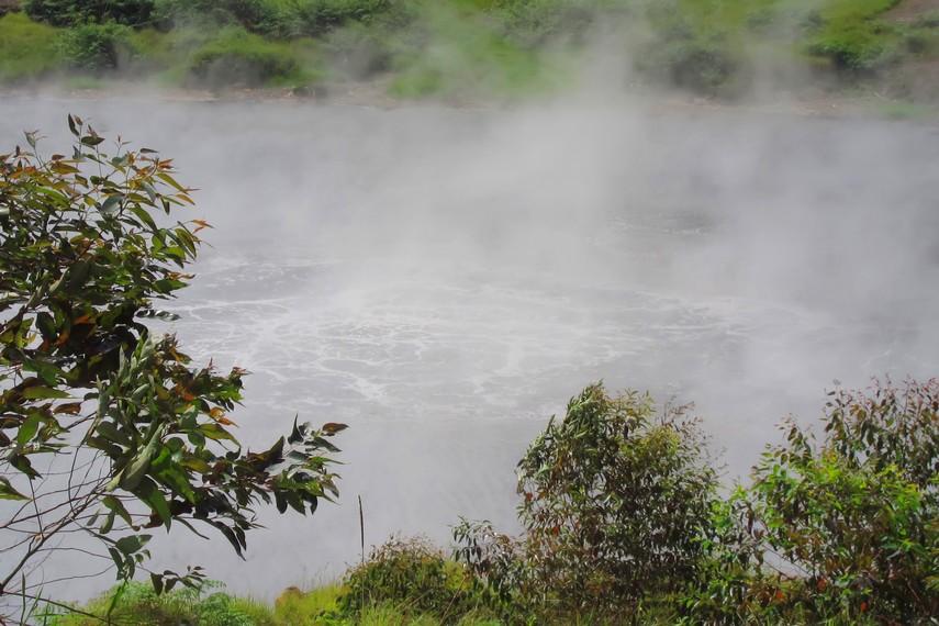'Sileri' berasal dari kata 'leri' yang berarti air cucian beras. Penamaan ini berkaitan dengan legenda seorang nenek penyihir