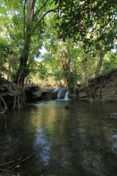 Diwu Mbai oleh masyarakat sekitar diartikan sebagai sungai buaya