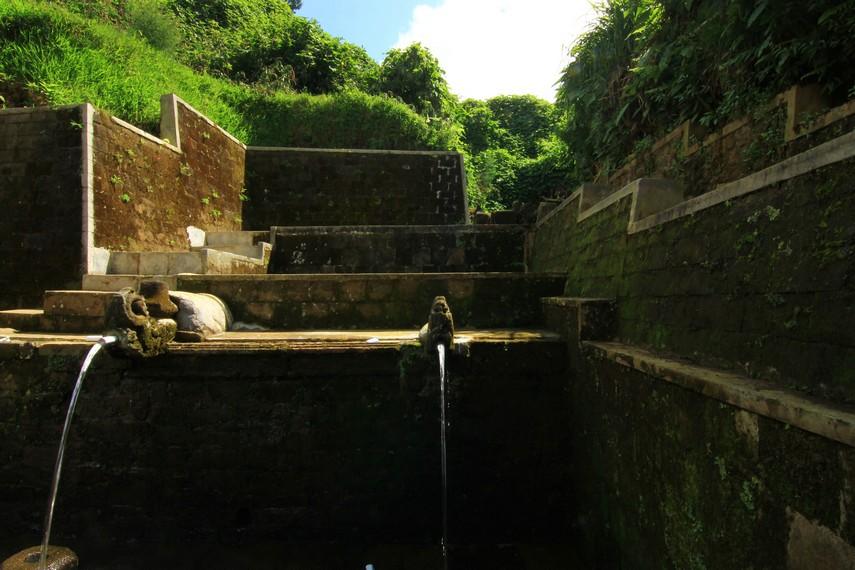 Bima menjadi perwakilan dari pihak Pandawa dalam perlombaan membuat sungai dengan pihak Kurawa