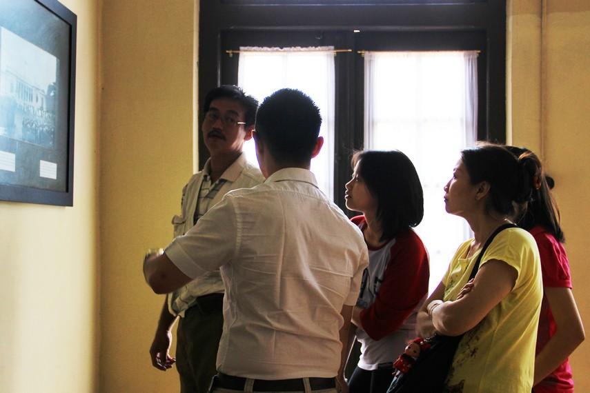 Museum Gedung Linggarjati menjadi saksi sejarah perjuangan para pendiri bangsa Indonesia