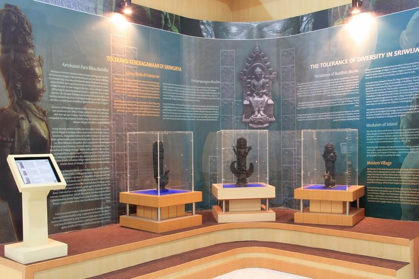 Sejak dahulu, kerajaan Sriwijaya dikenal sebagai kerajaan yang menjunjung tinggi perihal toleransi beragama