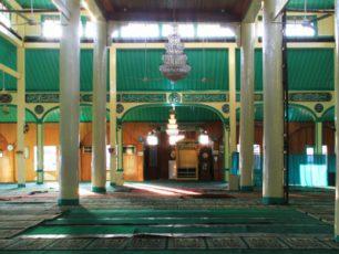 Masjid Sultan Syarif Abdurrahman, Masjid Tertua di Kota Pontianak