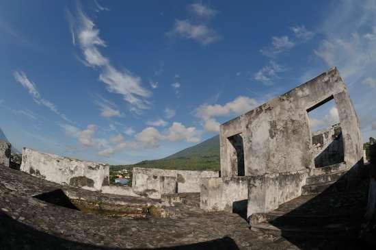 Jejak Sejarah Benteng Tolukko, Ternate