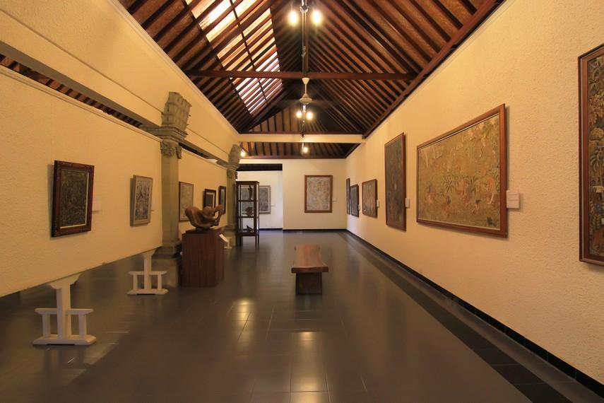 Pitamaha stagnan saat Perang Dunia II, tetapi tahun 1953 ide pendirian museum dihidupkan kembali melalui Yayasan Ratna Wartha