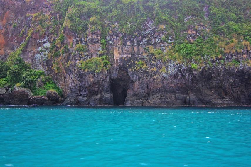 Pulau Sangiang dahulu pernah dijadikan sebagai destinasi wisata unggulan dengan taraf internasional
