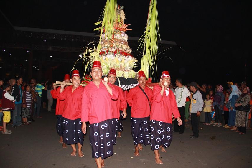 Malam satu suro menjadi awal untuk masyarakat Jawa bersikap eling dan waspada