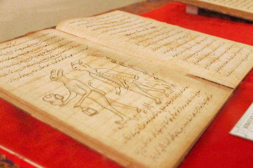 Naskah kuno Hikayat Sultan Taburat, peninggalan kekayaan sastra dari tahun 1865