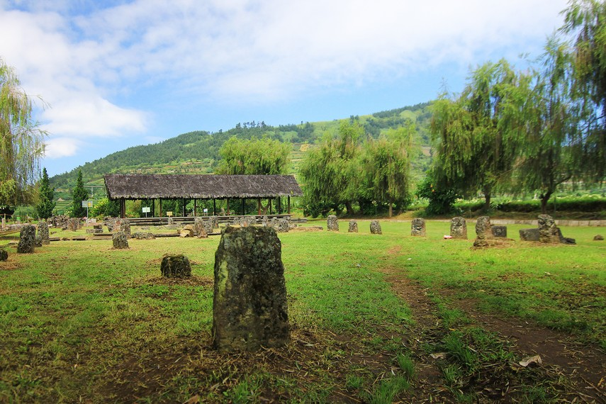 Rangkaian upacara penyucian diri dimulai di Sendang Sedayu lalu ke Sendang Maerokoco dan berakhir di Dharmasala