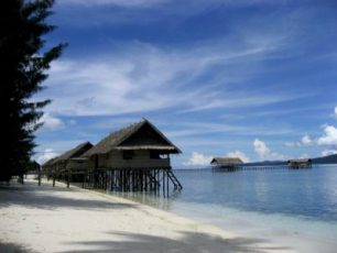 Keindahan Alam Bawah Laut, di Pulau Wangi Wangi