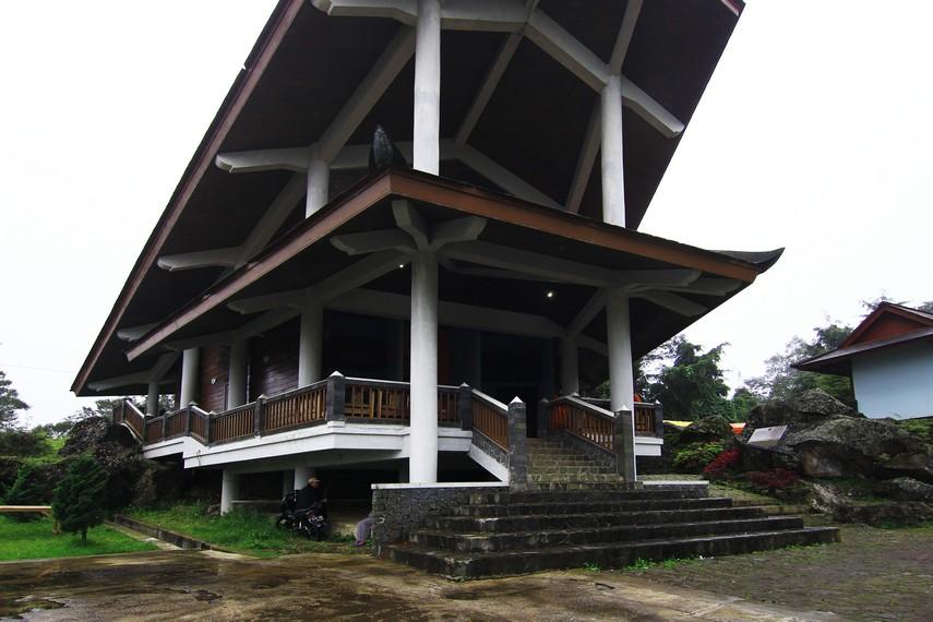 Disarankan mengunjungi Dieng Plateau Theater saat pertama datang di Dataran Tinggi Dieng