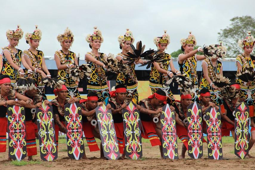 Erau di masa kini menjadi ajang pelestarian budaya warisan Kesultanan Kutai dan berbagai etnis di dalamnya