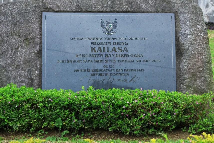 Bangunan kedua diresmikan oleh Menteri Kebudayaan dan Pariwisata Jero Wacik pada 28 Juli 2008