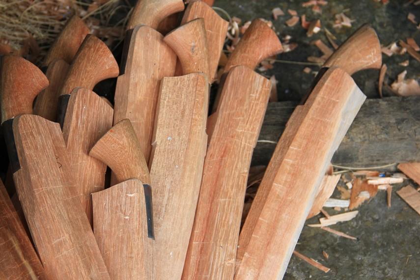 Bagi masyarakat Pagaralam, Kudhok menjadi perkakas yang kerap digunakan saat berkebun