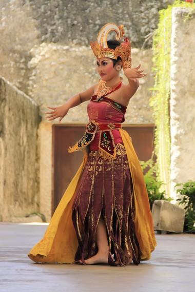 Tari cenderawasih banyak mengadaptasi unsur-unsur koreografi dari beberapa tarian klasik Bali