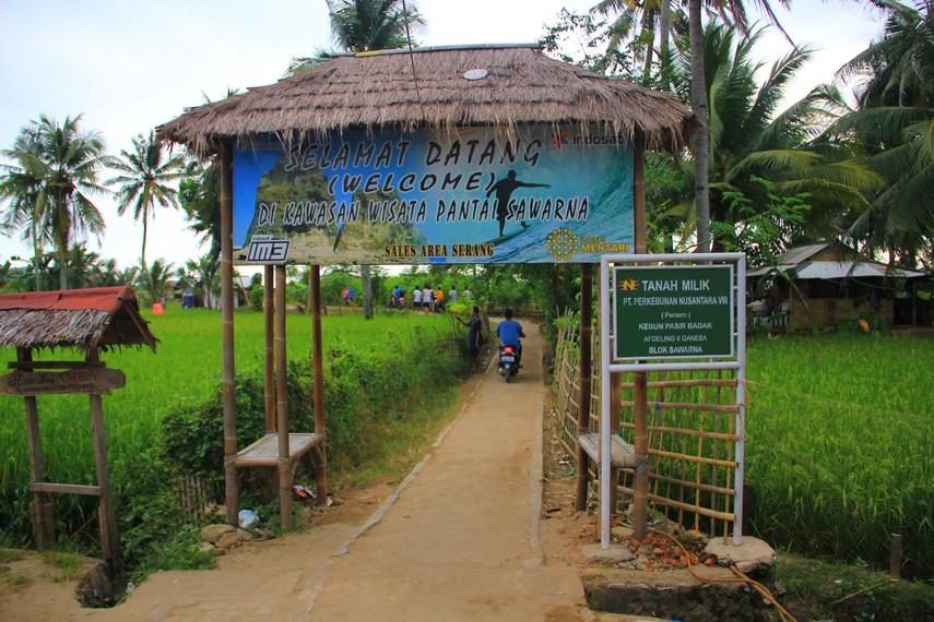 Kelebihan lain wisata di Desa Sawarna adalah saling terintegrasi dan memiliki keindahan yang berbeda-beda satu dengan lainnya