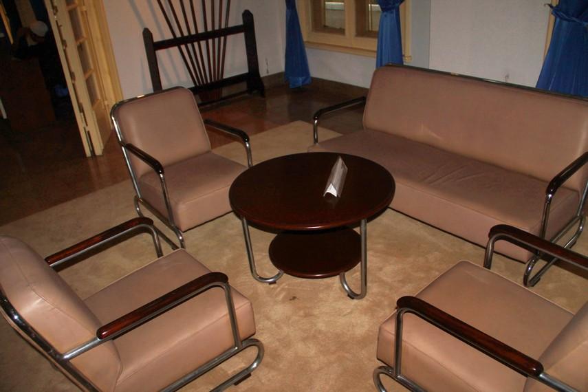 Sebuah ruangan yang dahulu digunakan sebagai tempat untuk membicarakan konsep naskah proklamasi