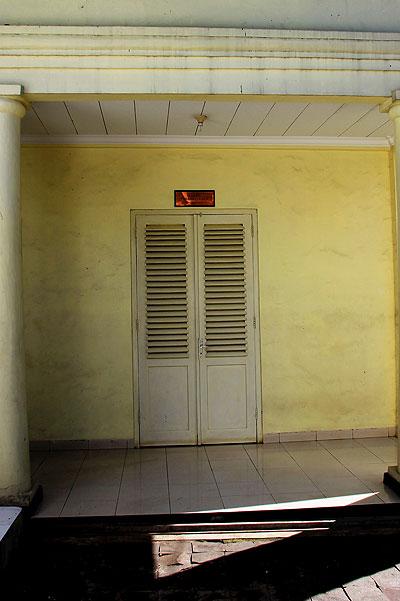 Ruang Perpustakaan di kompleks Gedung Joang 45