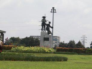 Patung-patung Jakarta