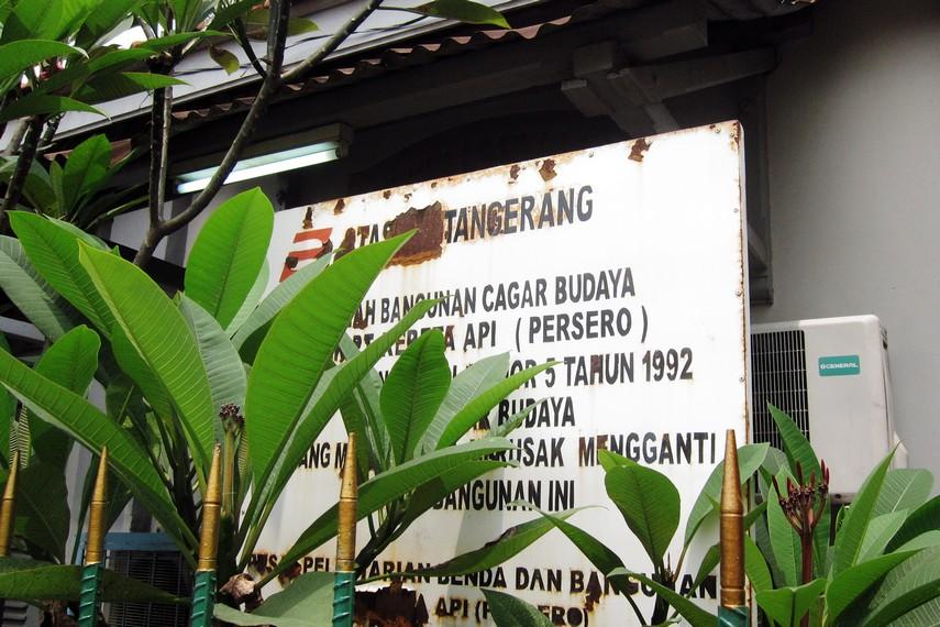 Sejak tahun 1992, bangunan ini telah ditetapkan sebagai Cagar Budaya