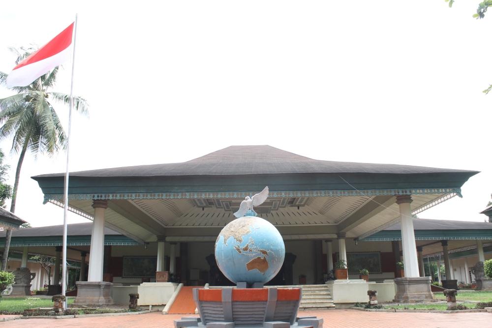Museum Perangko yang memiliki koleksi perangko dari berbagai negara