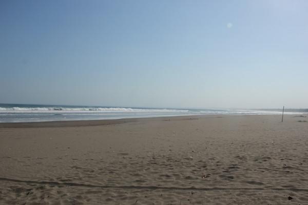 Pantai Pangandaran sering menjadi tujuan wisata para pelancong dari dalam dan luar negeri