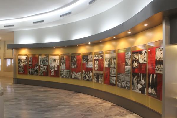 Arsip fotografi, kliping media dan barang peninggalan Museum Konferensi Asia Afrika