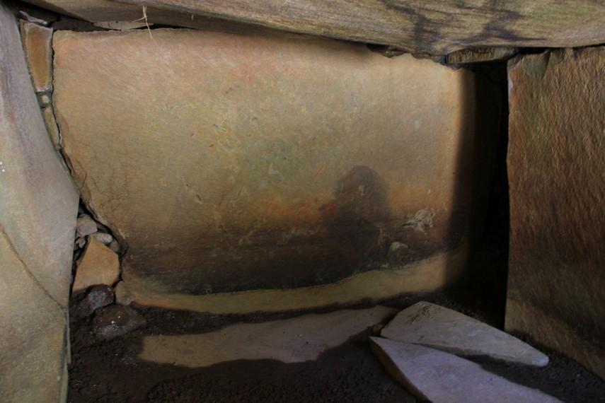 Sebagian besar kondisi artefak sudah banyak yang rusak, dan sebagian lagi masih terkubur dan belum terindentifikasi
