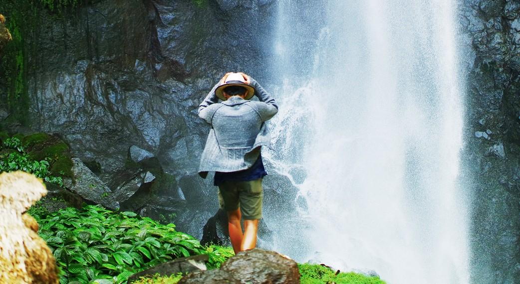 Air Terjun Ogi merupakan destinasi andalan di Kota Bajawa