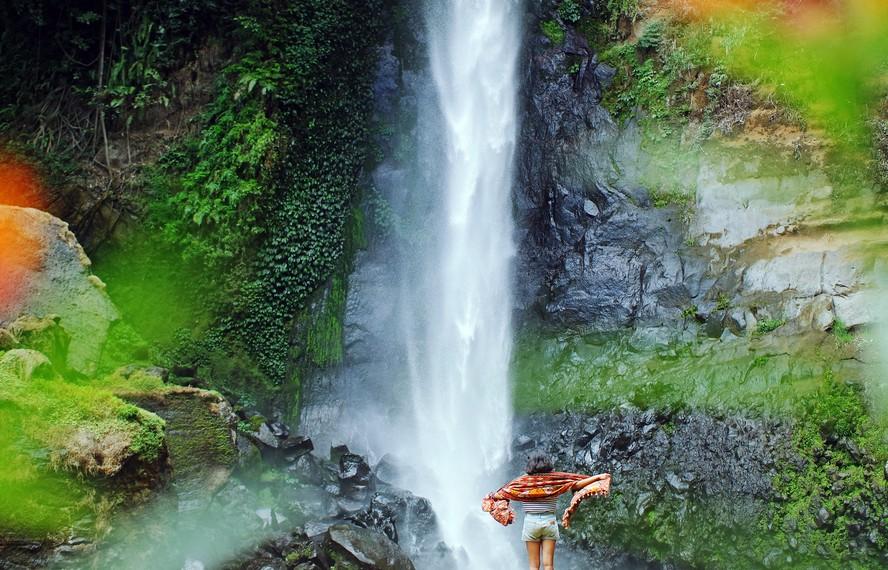 Air Terjun Ogi pernah dimanfaatkan sebagai PLTA