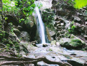 Menikmati Segarnya Air Terjun 7 Tingkat Oehala, Kota SoE