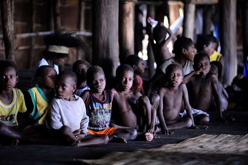 Anak-anak Desa Sawaerma