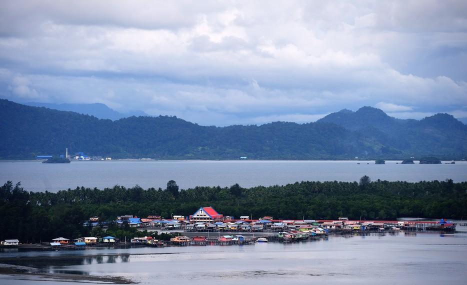 Bagian dari Kota Jayapura