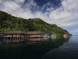 Sawai, Desa Tua Yang Bahagia