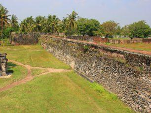 Benteng Speelwijk, Benteng Penghormatan Untuk Jendral Hindia Belanda