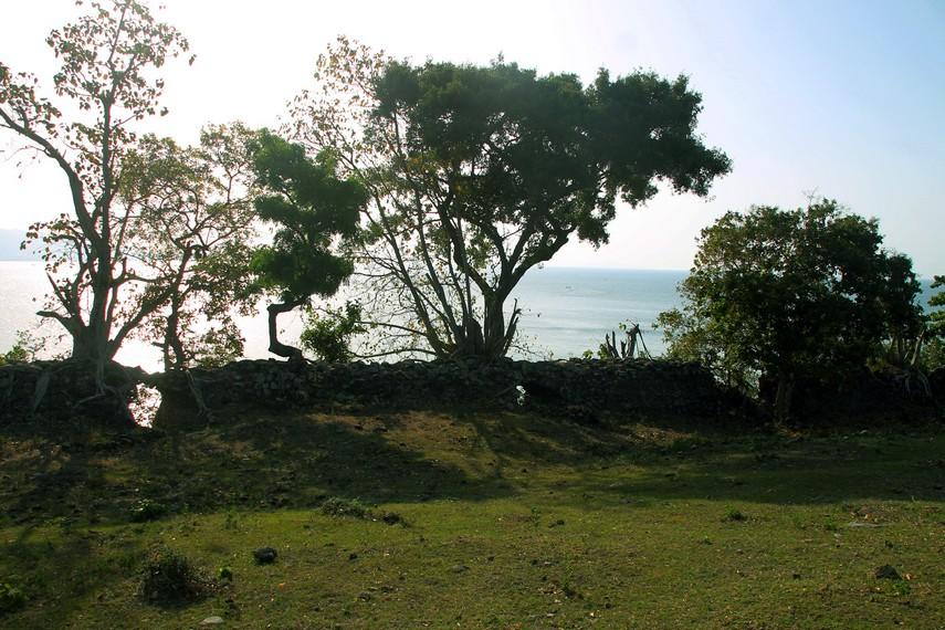 Benteng ini pernah menampung pasukan Inong Balee yg mencapai 2000 orang