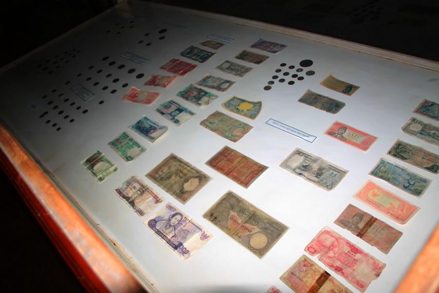 Berbagai mata uang yang pernah berlaku di Makassar