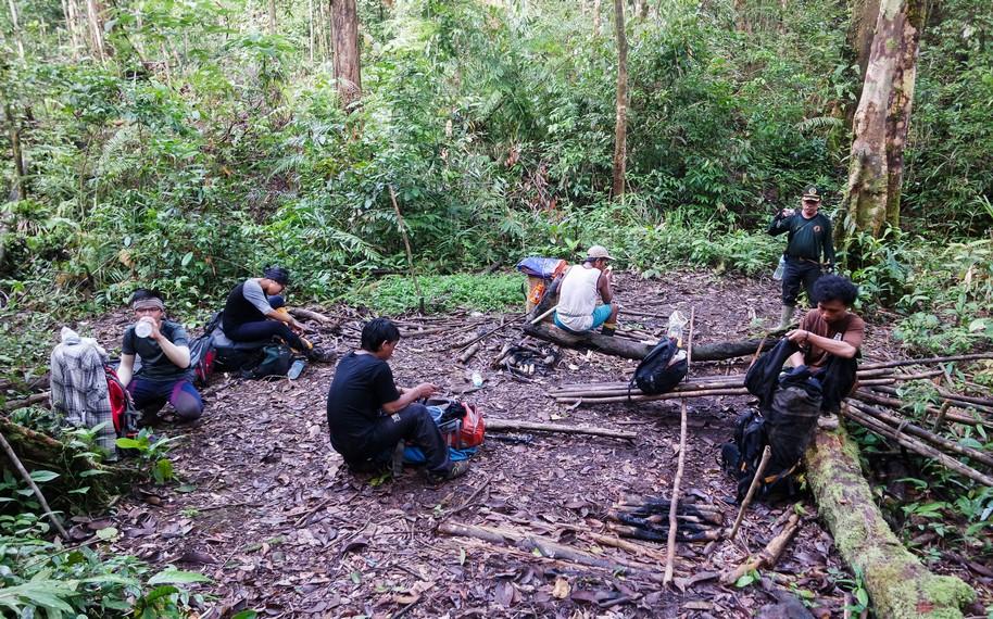 Camp Sungai Mangan