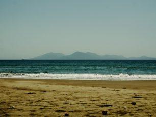 Menikmati Kedamaian Pantai Ujong Batee, Aceh
