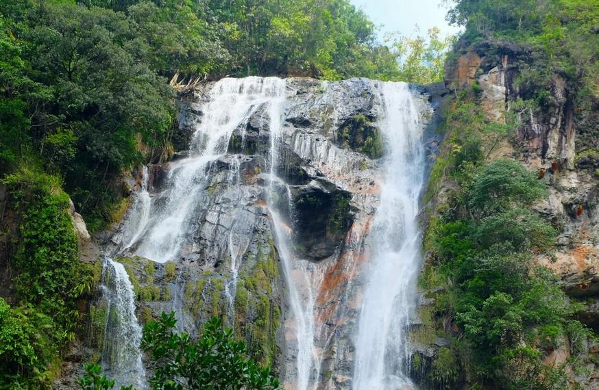 Di kawasan ini, selain Cunca Rami juga terdapat 2 air terjun lainnya yaitu Cunca Wulang dan Cunca Lolos