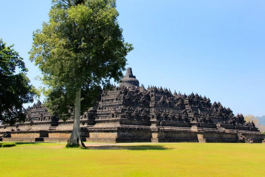 Eksotika Candi Borobudur yang mengundang decak kagum para wisatawan lokal maupun asing