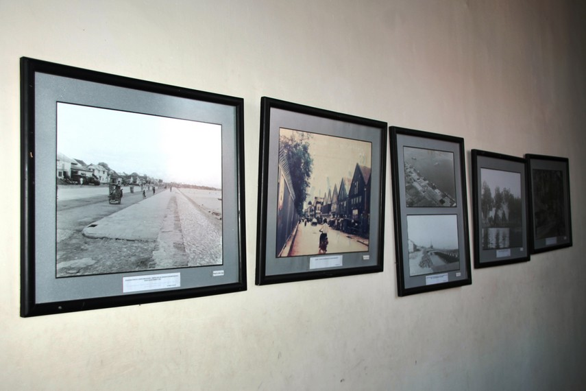 Foto-foto dokumentasi perkembangan Kota Makassar