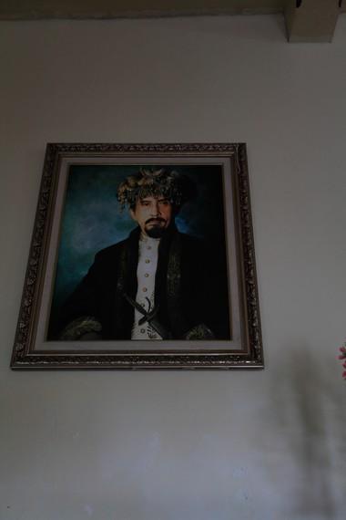 Foto Sultan Ternate yang terakhir